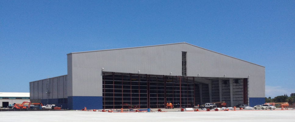 Melbourne Hangar